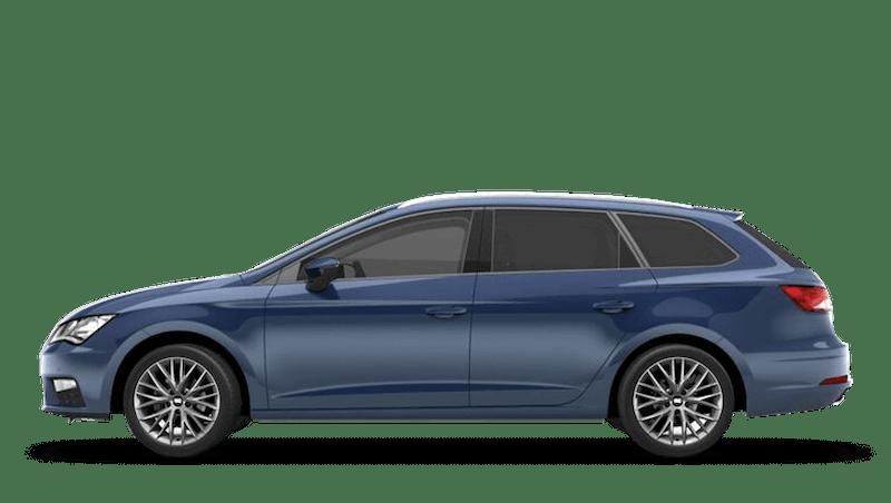 Mediterranean Blue (Solid) SEAT Leon St