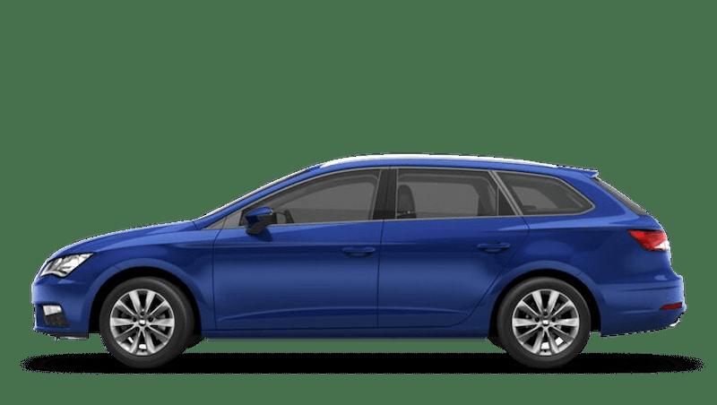 Mystery Blue (Metallic) SEAT Leon St