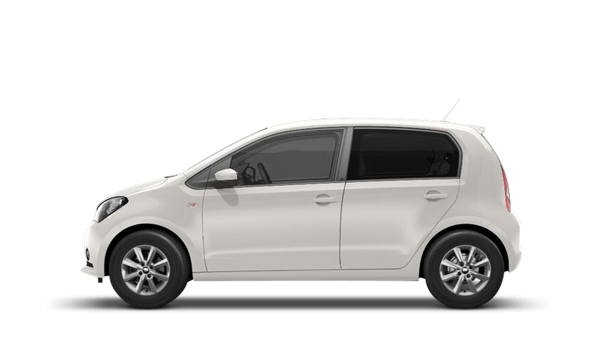 Candy White (Special Solid) SEAT Mii