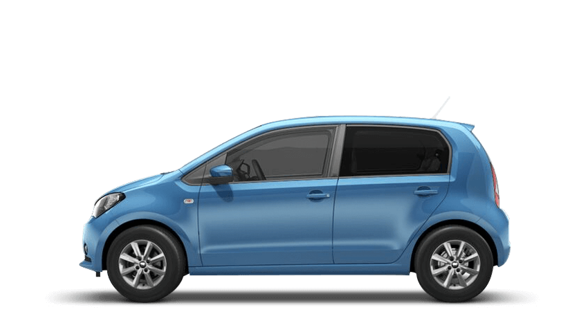 Chester Blue (Metallic) SEAT Mii