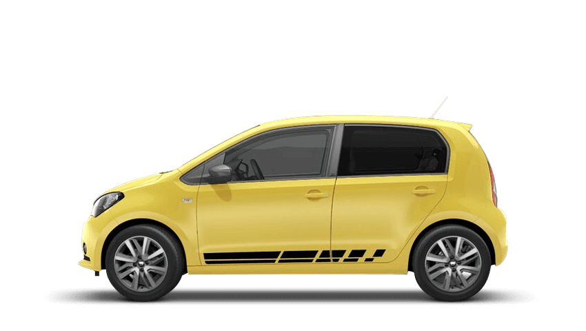 Sunflower Yellow (Solid) SEAT Mii