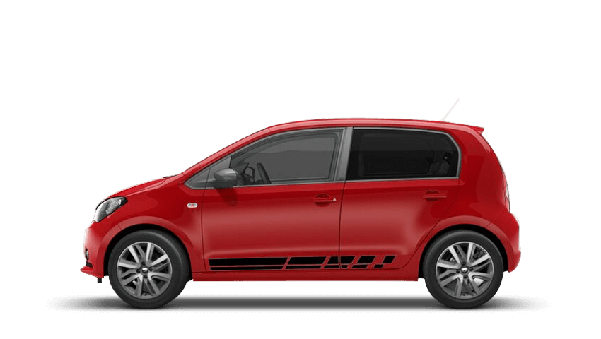 Tornado Red (Solid) SEAT Mii