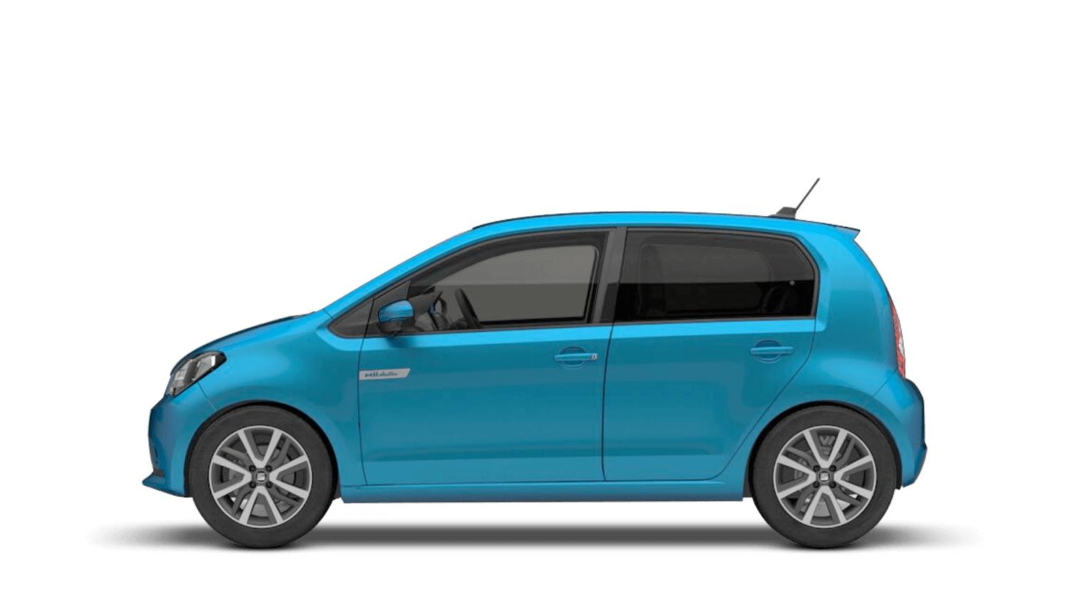 Chester Blue (Metallic) SEAT Mii Electric