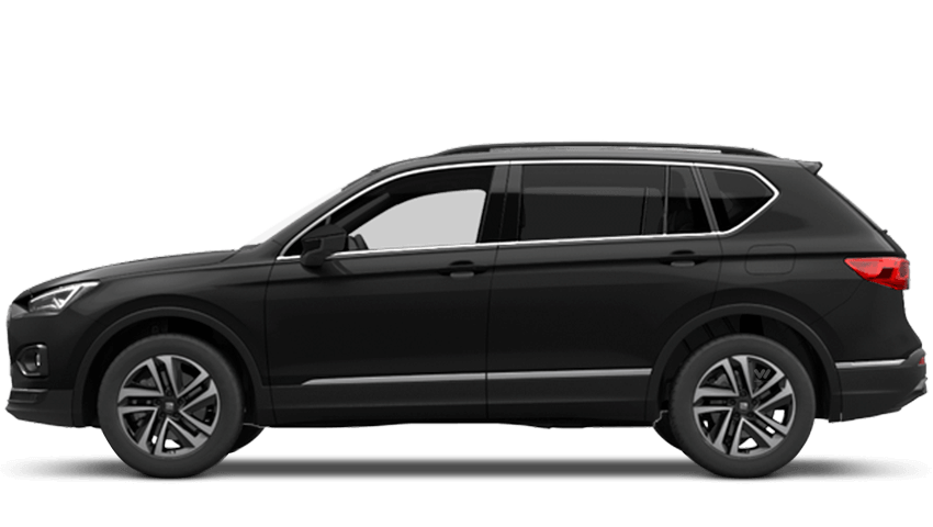 Deep Black (Metallic) SEAT Tarraco