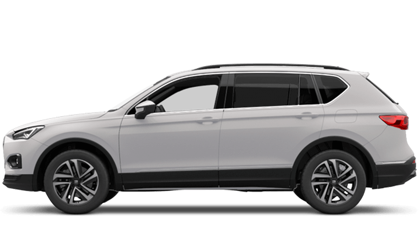 Oryx White (Metallic) SEAT Tarraco