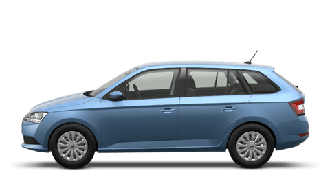Skoda Fabia Estate New S