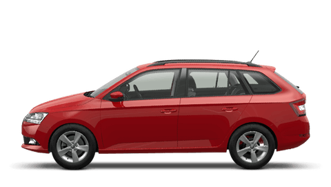 Skoda Fabia Estate New SE L
