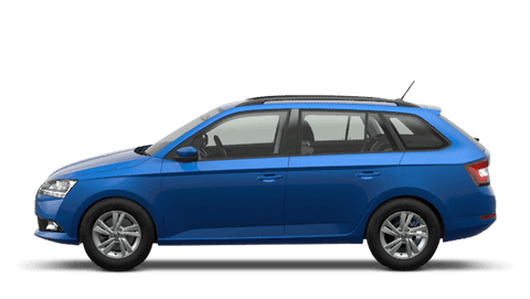 Skoda Fabia Estate New SE