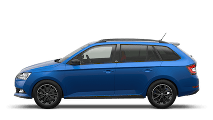 Skoda Fabia Estate New