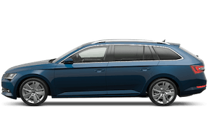 Skoda Superb Estate SE L Executive