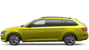 Skoda Superb Estate SportLine