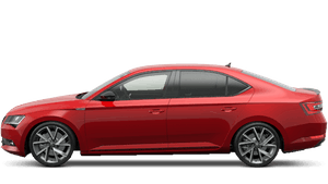 Skoda Superb Hatch SportLine Plus