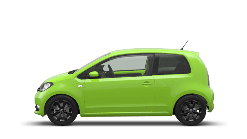 Skoda Citigo Colour Edition