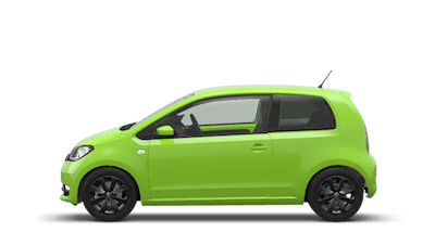 ŠKODA Citigo Colour Edition