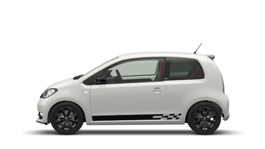 Candy White (Solid) ŠKODA Citigo