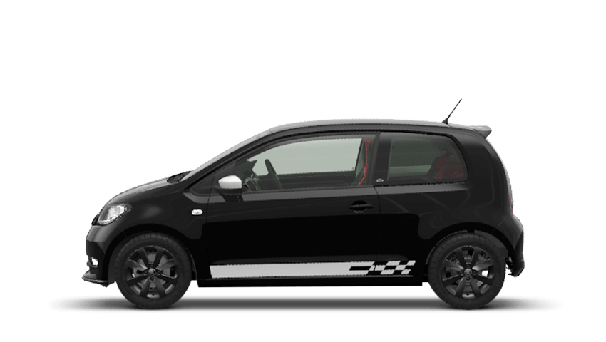 Deep Black (Pearl) ŠKODA Citigo