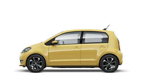New ŠKODA CITIGOe iV