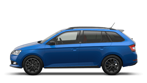 New ŠKODA FABIA Estate