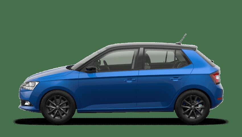 Race Blue (Metallic) New ŠKODA FABIA Hatch