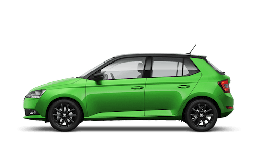 New ŠKODA FABIA Hatch