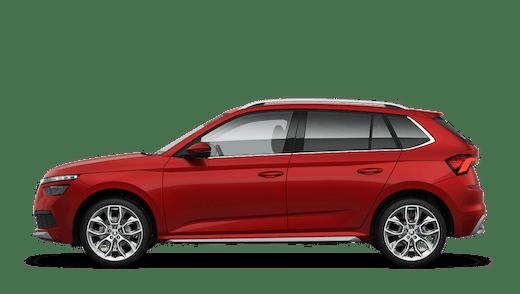 Explore the ŠKODA KAMIQ Motability Price List