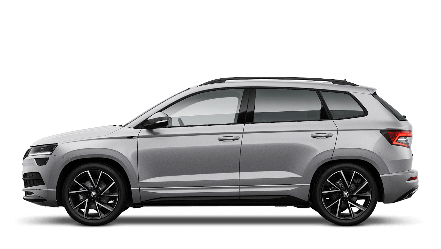 Skoda Karoq Sportline Business Steel Grey Skoda Karoq Review