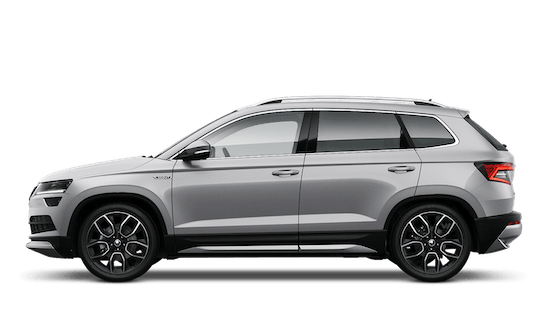 Skoda KAROQ New Car Offers