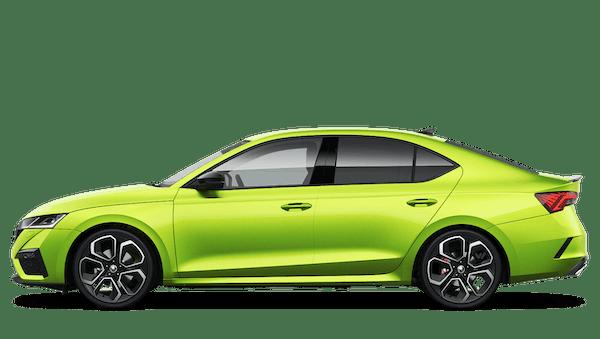 SKODA Octavia Hatch New VRS