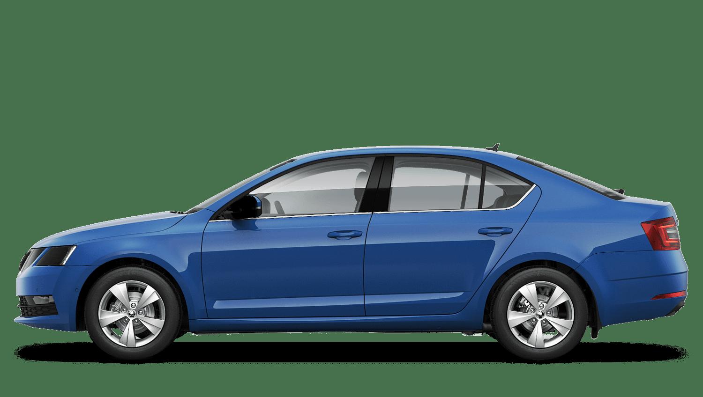 Energy Blue (Solid) ŠKODA Octavia Hatch
