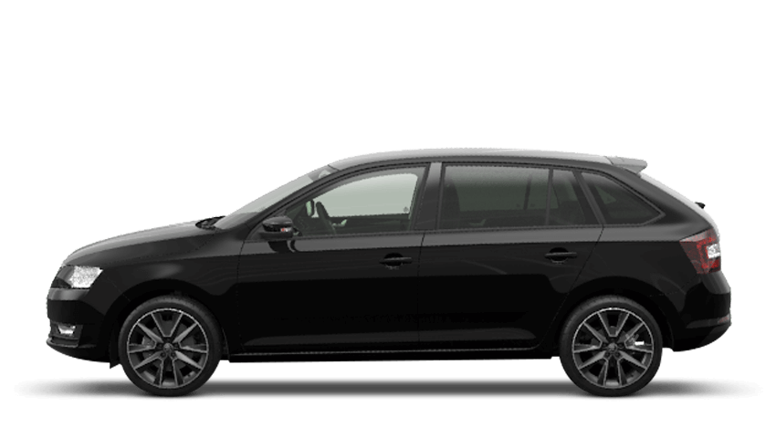 Black Magic (Pearl) ŠKODA Rapid Spaceback