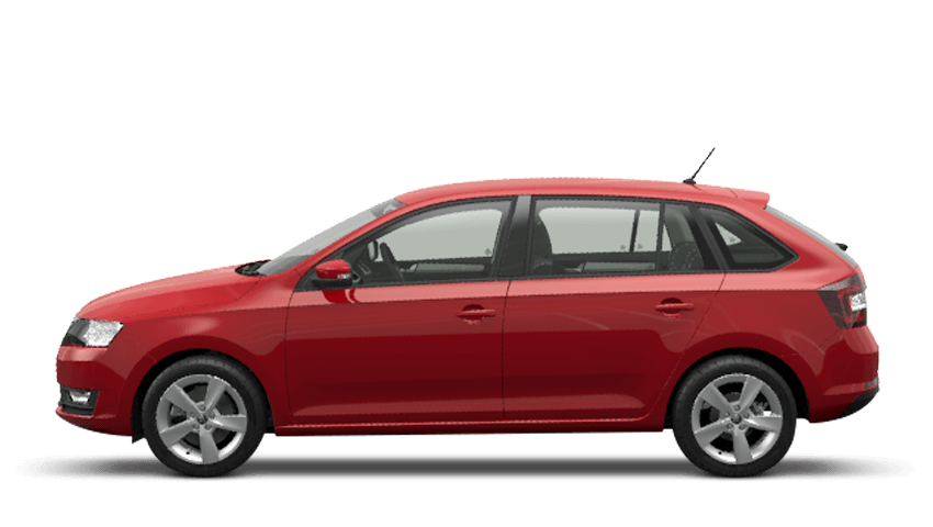 Skoda Rapid Spaceback SE Tech