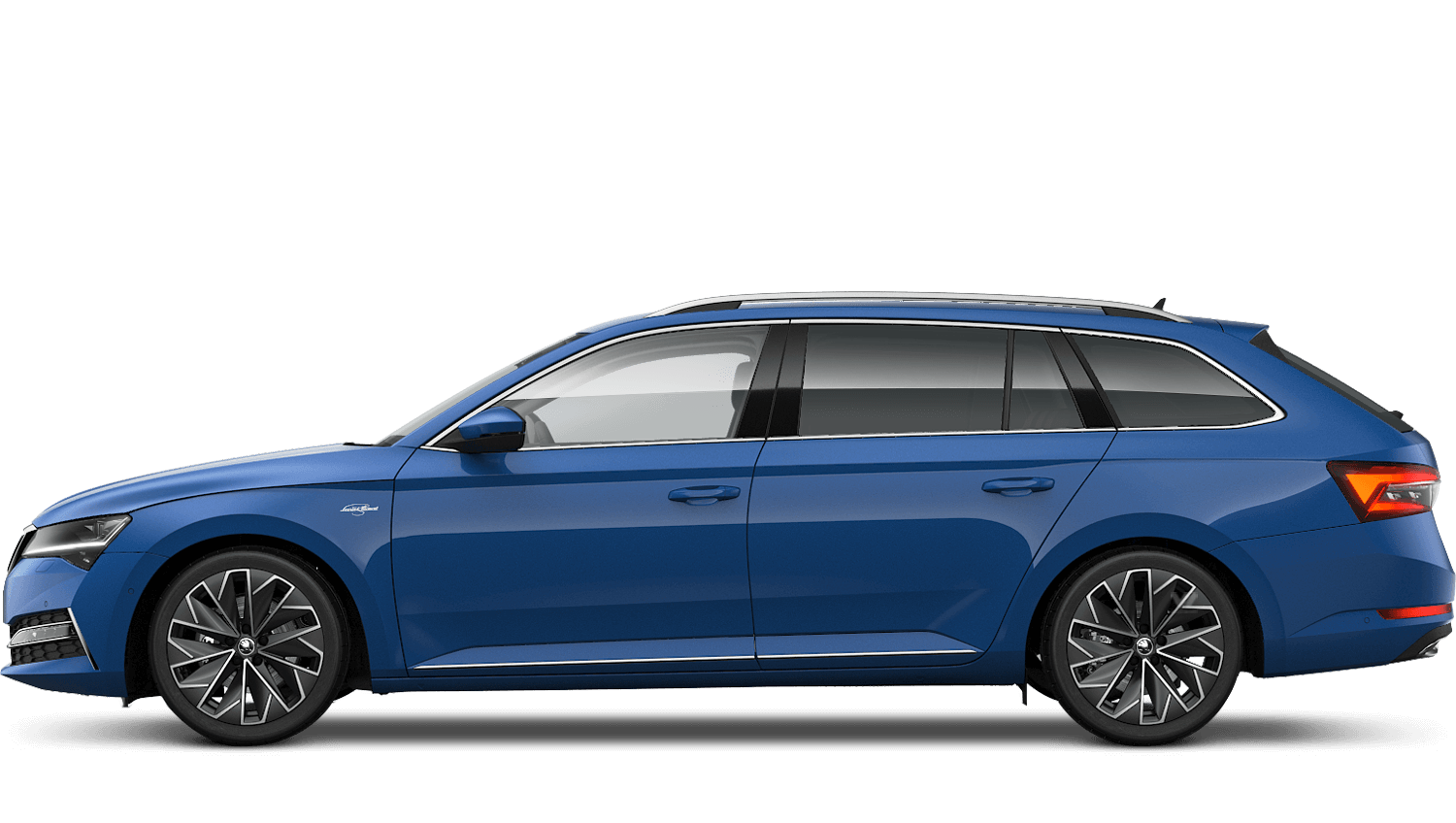 Skoda Superb Estate Laurin and Klement