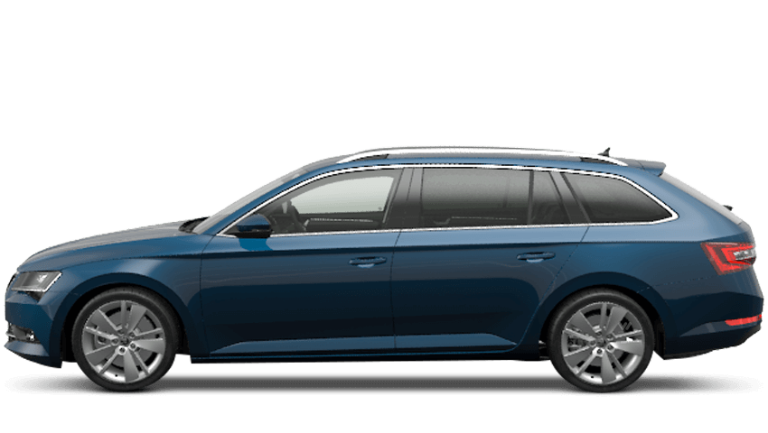 SKODA Superb Estate Business Offer