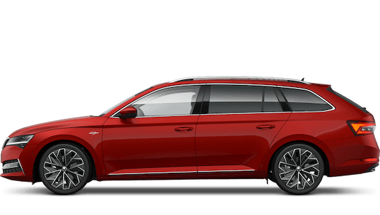 Skoda SUPERB Estate New Car Offers
