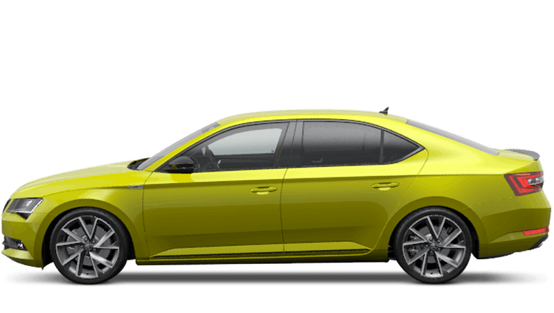 Skoda Superb Hatch SportLine