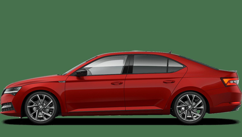 Skoda Superb Hatch SportLine Plus