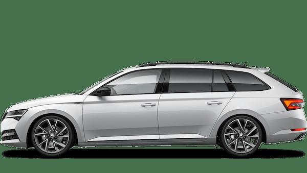 SKODA SUPERB iV Estate Sportline Plus