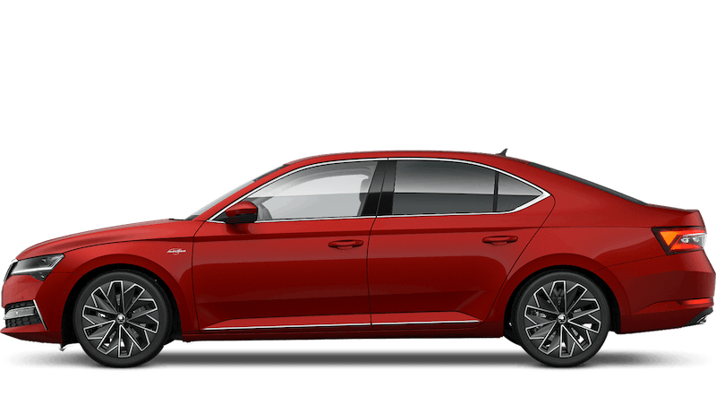 SKODA SUPERB iV Hatch Laurin and Klement
