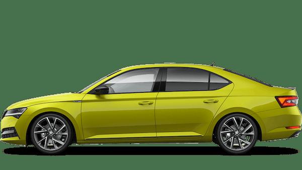 SKODA SUPERB iV Hatch Sportline Plus