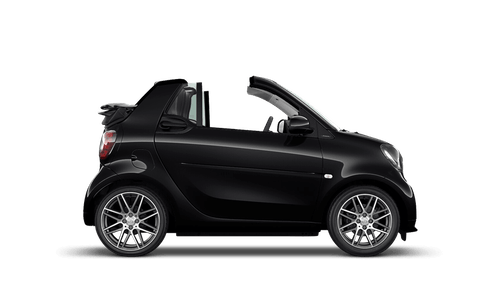 Smart ForTwo Cabrio BRABUS Xclusive