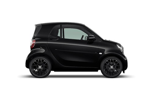 Smart fortwo coupe prime sport