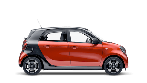 smart EQ forfour 2265