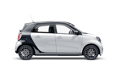 smart EQ forfour Prime Exclusive