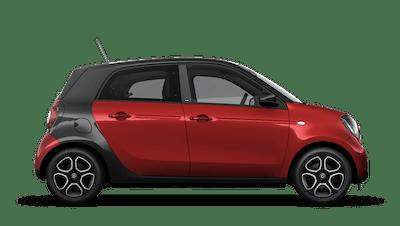 smart EQ forfour Prime Premium