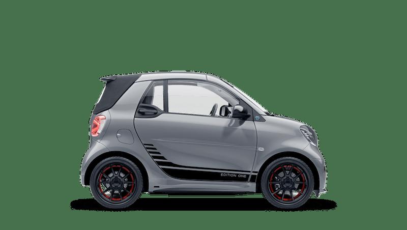 smart EQ fortwo cabrio edition one