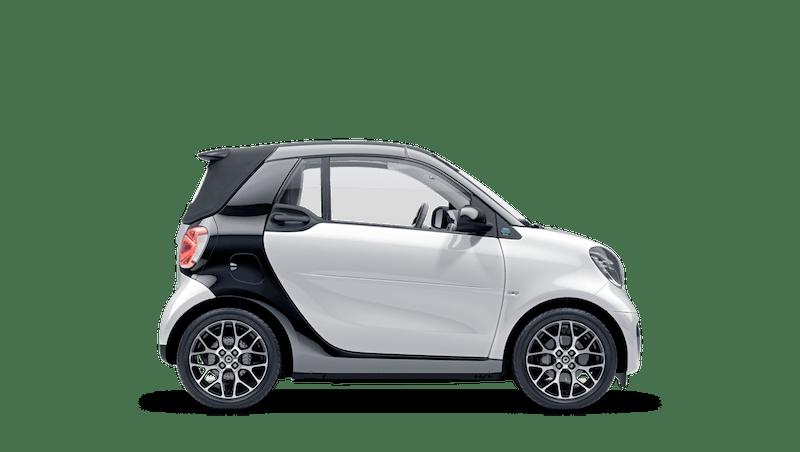 smart EQ fortwo cabrio prime exclusive