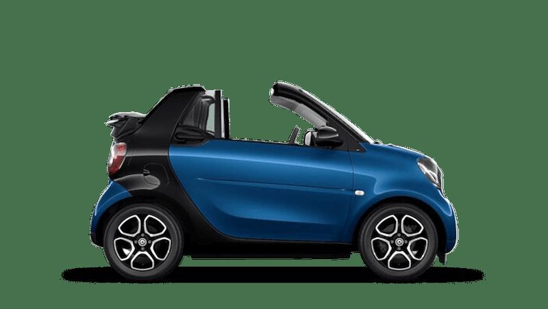 Smart EQ ForTwo Cabrio prime premium plus