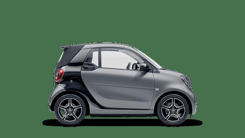 smart EQ fortwo cabrio pulse premium