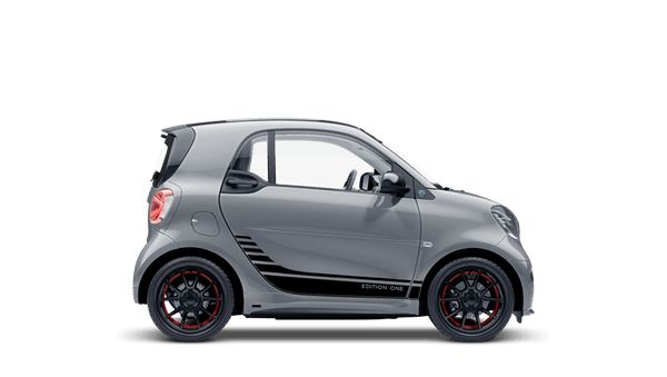 smart EQ fortwo coupe edition one