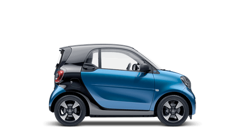 smart EQ fortwo coupe 2267